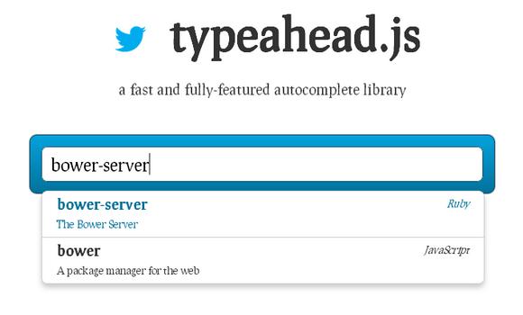 typeahead-js