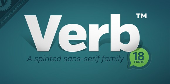 verb-font