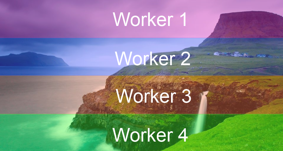Components of picture for web workers