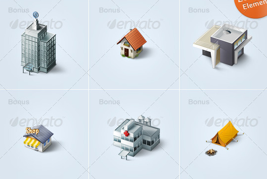 buildings-icons