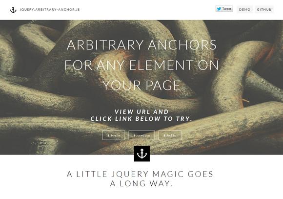 anchors-javascript