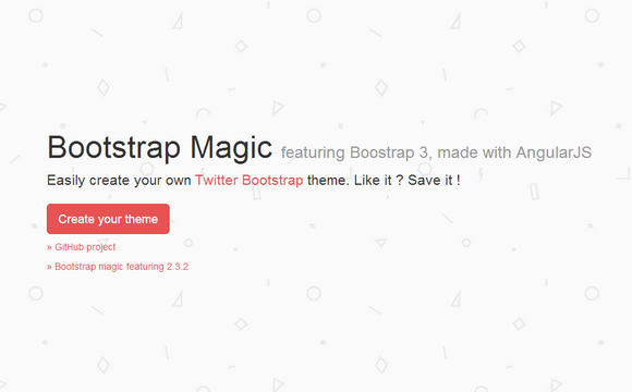 bootstrap-magic