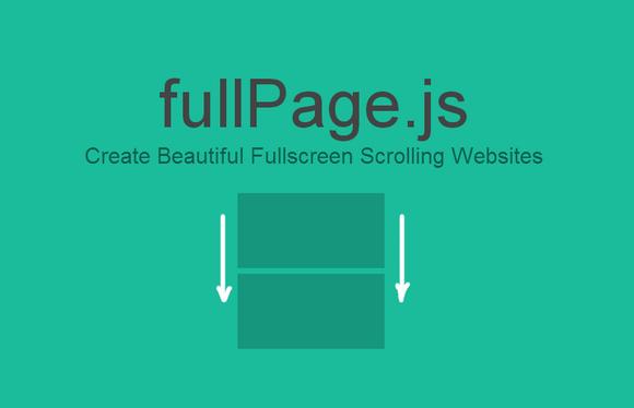 full-page-javascript