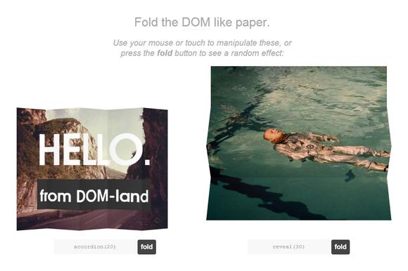 fold-dom-javascript