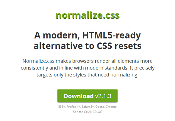 normalize-css