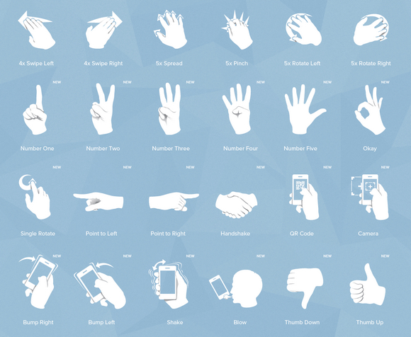 new-gesture-icons