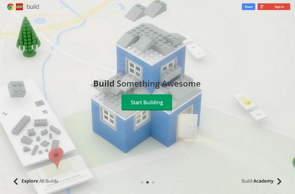 chrome-lego-build