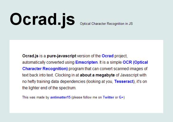 ocrad-js