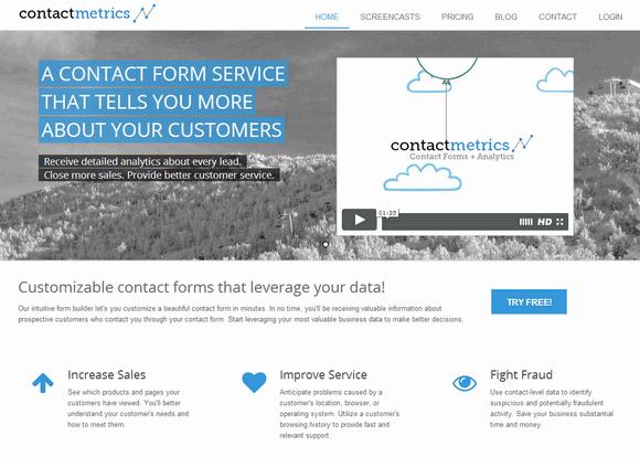 contact-metrics