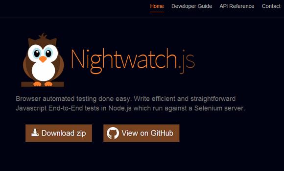 nightwatch-js