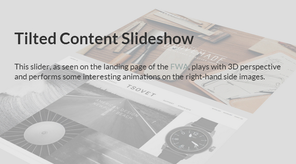 tilted-content-slideshow