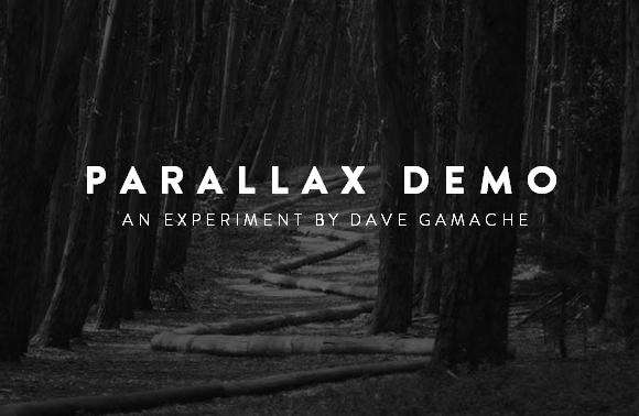 parallax-demo