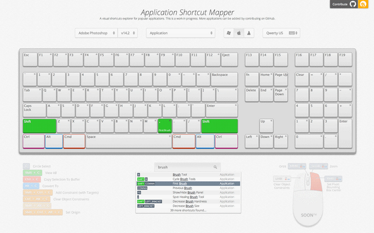 shortcut-mapper