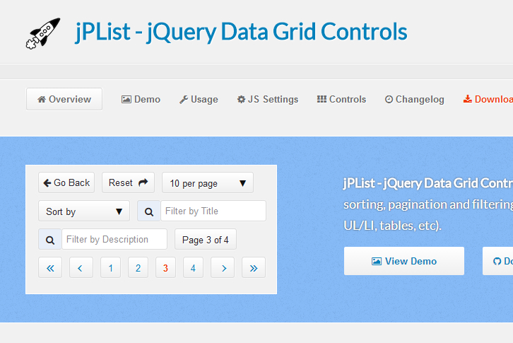 jquery-data-grid-controls