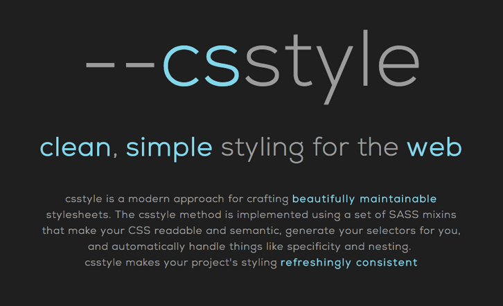 CSS-style