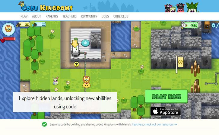 code-kingdoms