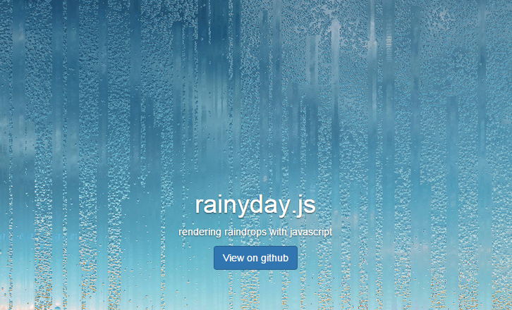 rainyday-js