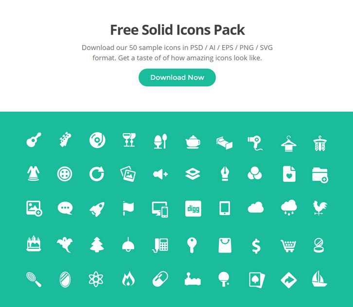free-solid-icons-pack