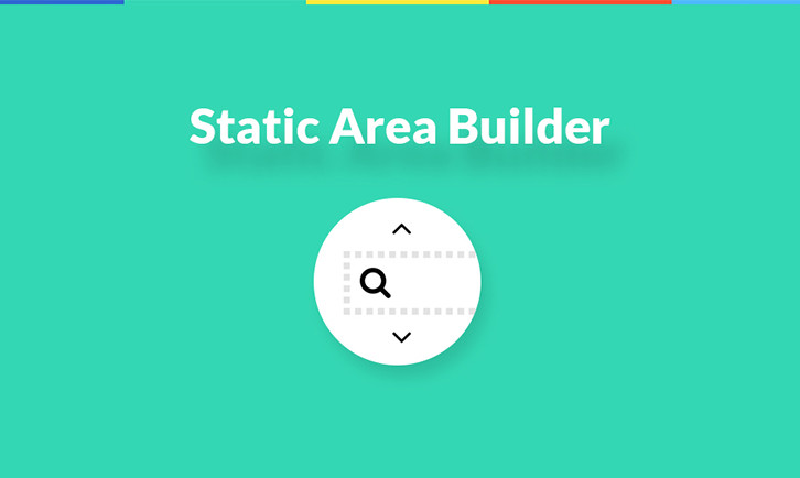 Static Area Builder