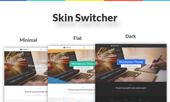 skin switcher