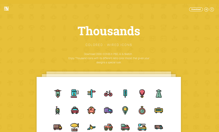 thousands-icons