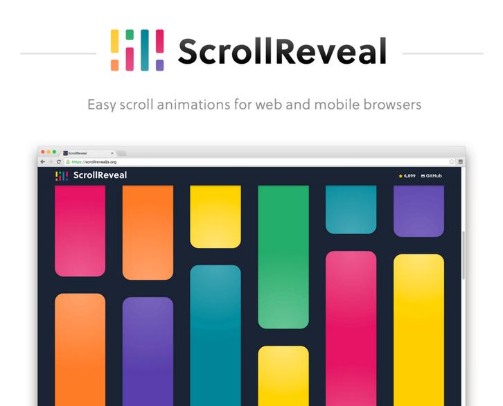 scroll-reveal
