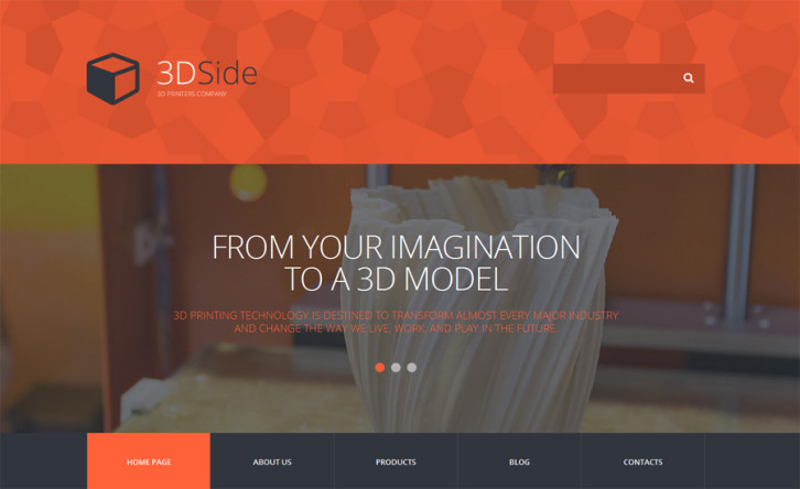 3d-side-wordpress-theme