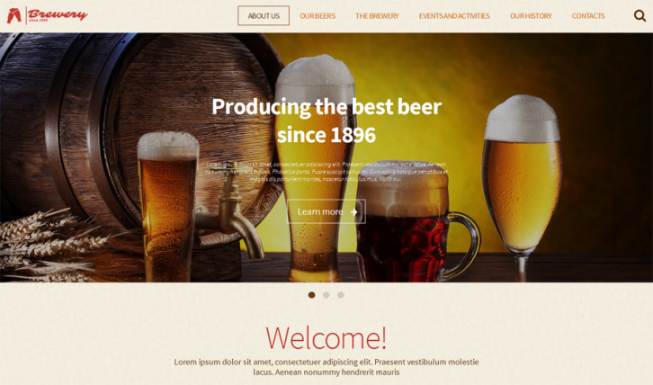 brewery-wordpress-theme