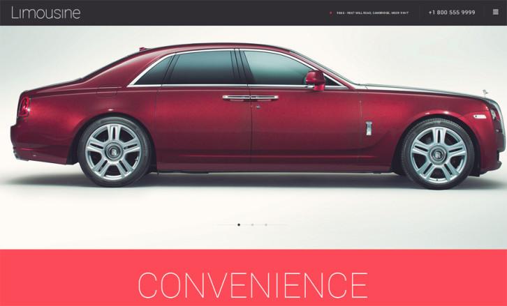 limousine-wordpress-theme