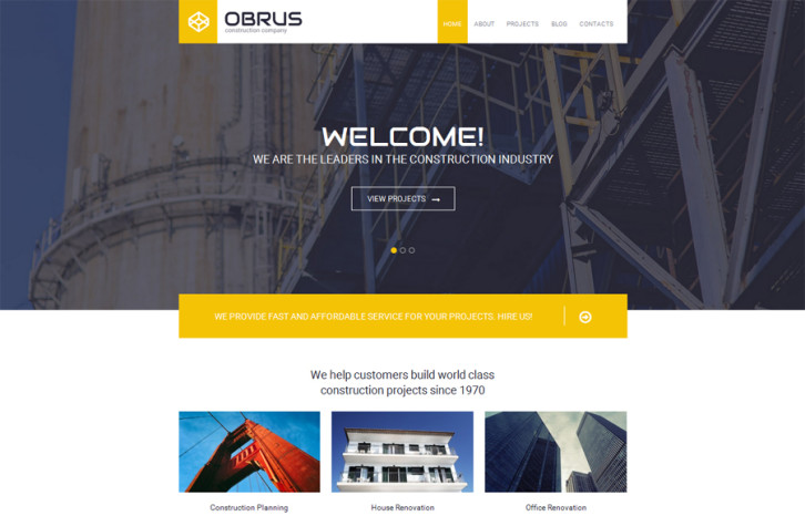 obrus-wordpress-theme