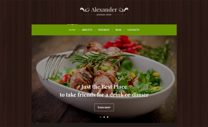 premium-cuisine-wordpress-theme