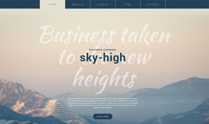sky-high-wordpress-theme