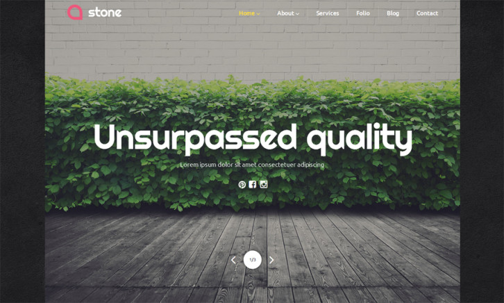 stone-wordpress-theme