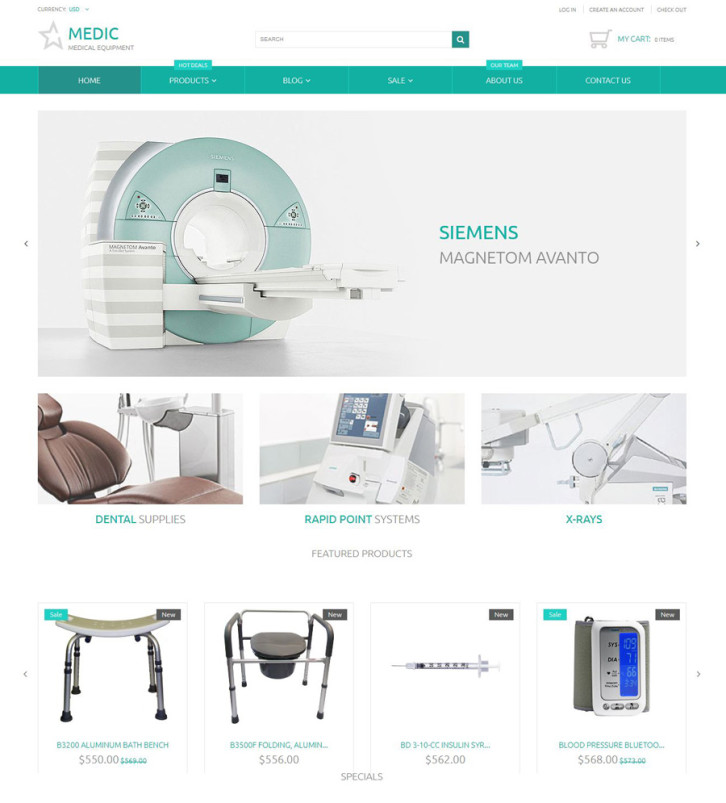 15-medical-equipment Shopify theme