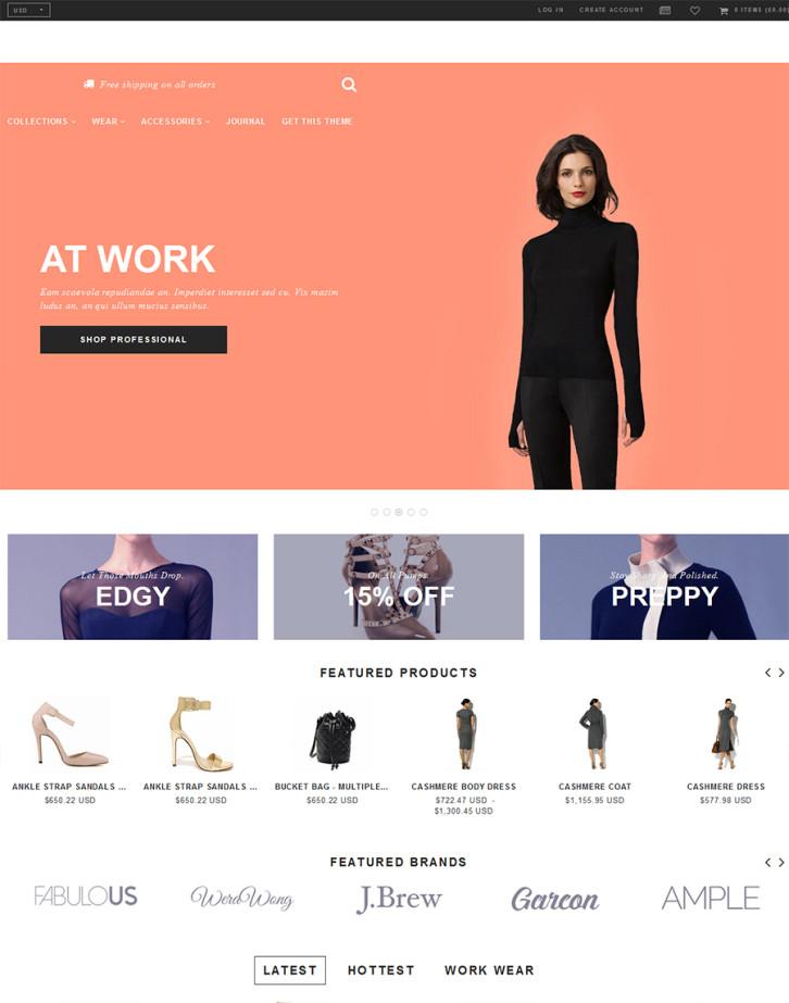 23-annabelle free Shopify theme