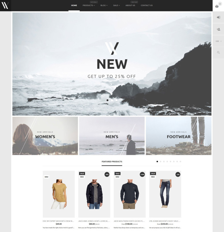 9-w-apparel Shopify theme