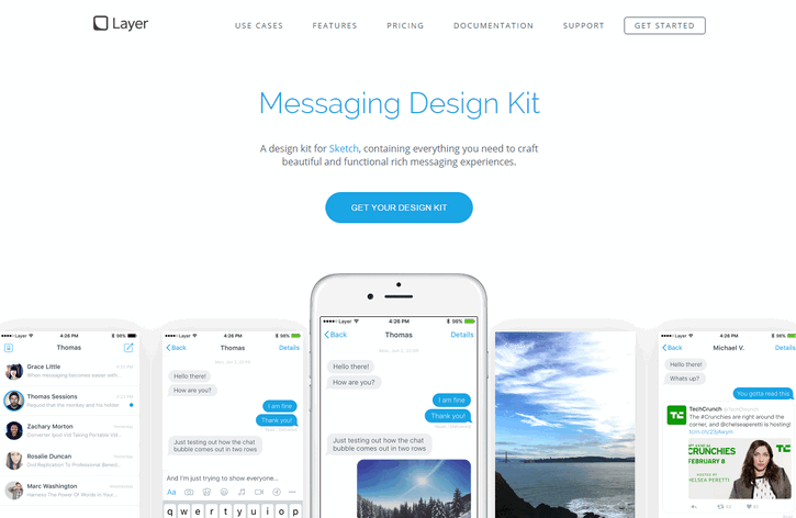 messaging-design-kit