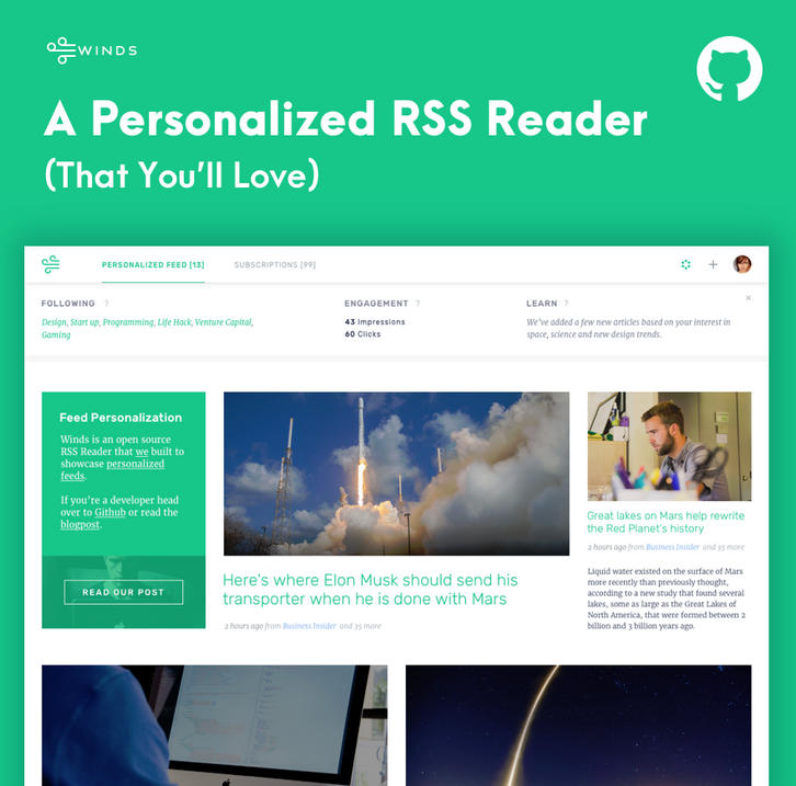 personalized-rss-reader