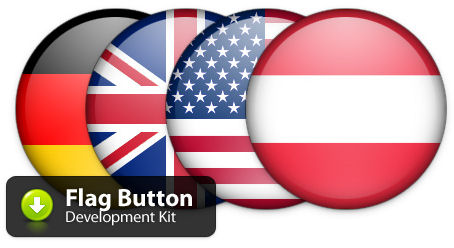 Bartelme Design Flag Button